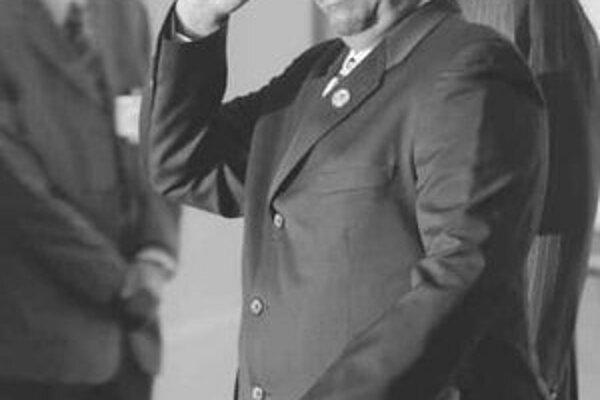 Sudánsky prezident Bašír.