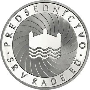 Zadná strana novej mince