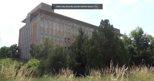 Nové sídlo kreatívneho centra z bratislavskej Cvernovky v chemickej priemyslovke na Račianskej ulici.
