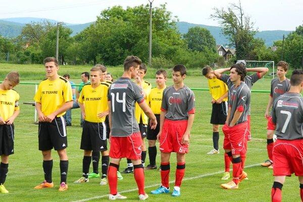 V Melčiciach-Lieskovom mal zápas jasný priebeh.