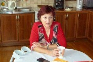 Eva Hufková sa iba pred pár dňami vrátila z nemocnice. Aj preto strávila volebný deň doma.