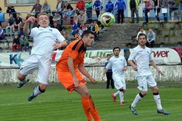 Kanonier Radovan Ďanovský si v zápase proti Žarnovici vylepšil svoj strelecký účet.