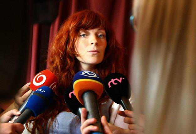 Zástupkyňa učiteľov a nového vedenia školy Jana Kúšiková hovorila aj o zriadení chránených tried