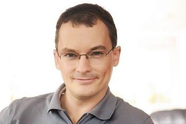 Ekonóm Vladimír Pikora.