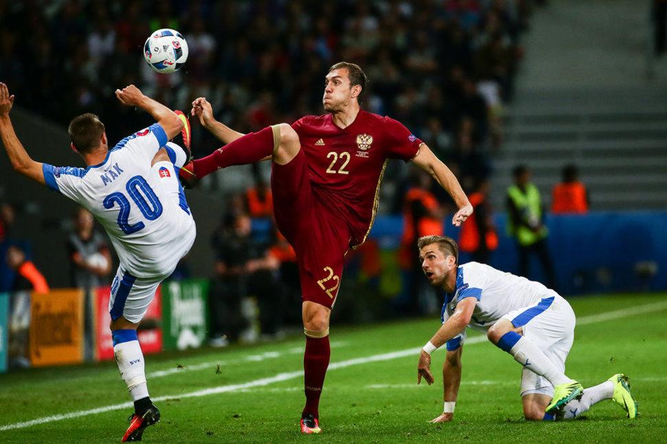 ba930b092587d EURO FOTOGALÉRIA: Slovensko - Rusko ME vo futbale 2016 - Šport SME