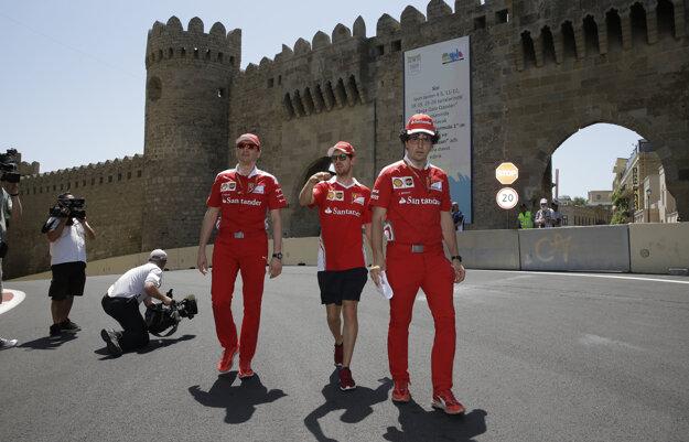 Okruh v Baku povedie aj cez historickú časť mesta. Navrhol ho významný dizajnér pretekárskych okruhov Hermann Tilke.