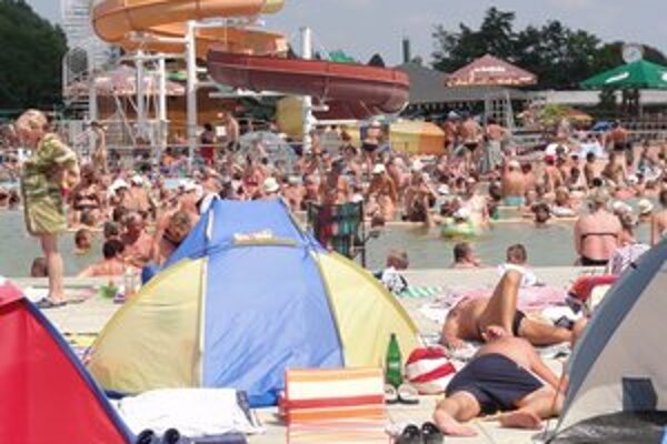 Podhájska patrí k najteplejším miestam na Slovensku.