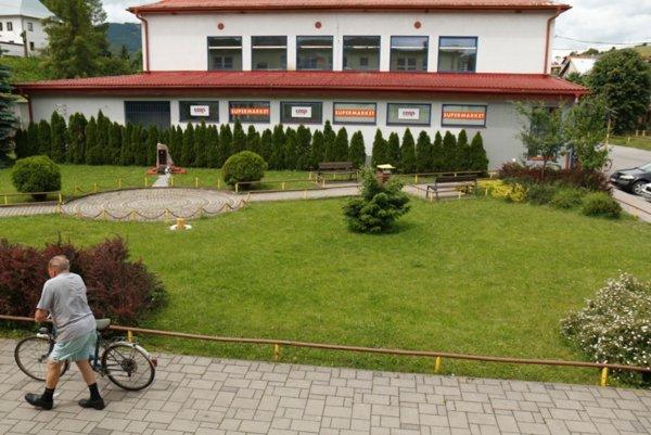 Obec nechce prísť o zelenú plochu v centre.