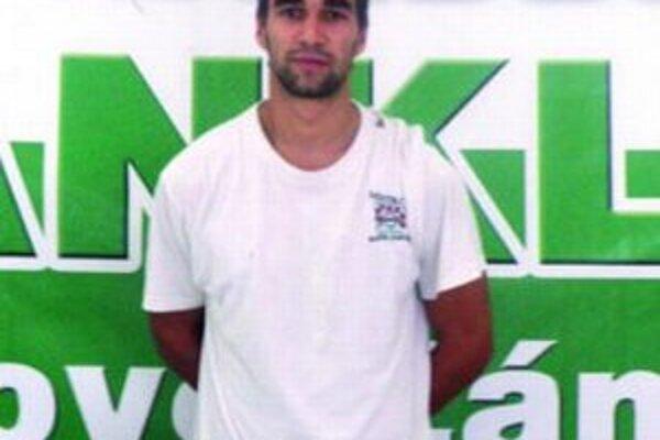 Marek Monczka Sa zapojil do letnej prípravy Štartu.