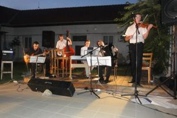 Pantaleon kvintet.