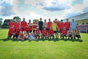 Futbalový tím Kysuckých pekární