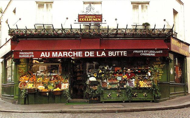 Okolo tohto parížskeho obchodíka chodila aj Amélia z Montmartru.