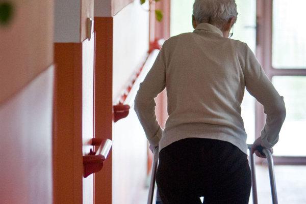 Služba je určená najmä osamelým dôchodcom.