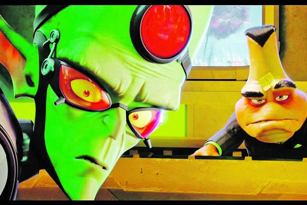Ratchet & Clank.