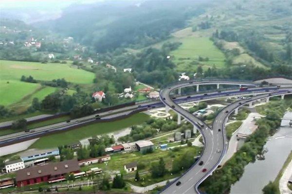 Medzi projektmi, pri ktorých sa očakáva schválenie, je aj diaľnica D3 Čadca, Bukov – Svrčinovec.