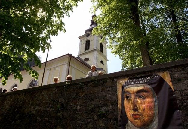 Odpustová svätá omša sa uskutoční v Kostole Navštívenia Panny Márie, ktorému priznali titul Bazilika Minor