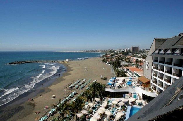 Hotel Dunas Don Gregory(4*), Gran Canaria, Kanárske ostrovy