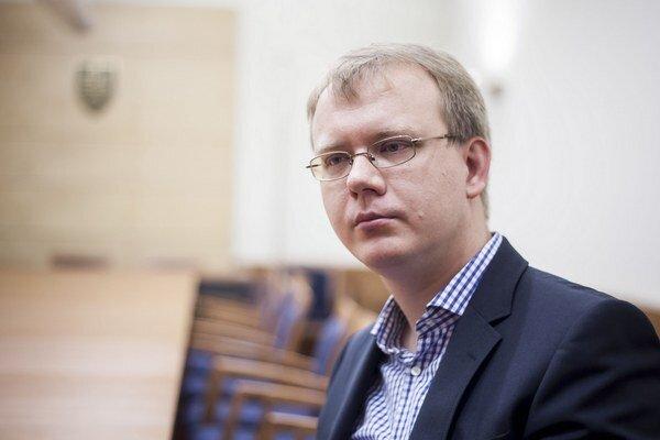 Miroslav Beblavý, podpredseda strany Sieť.