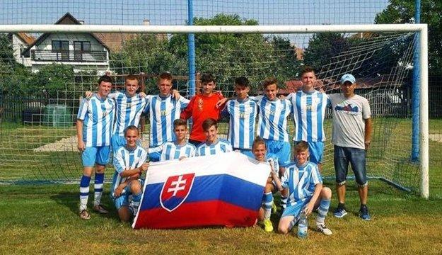 Nitrania neprehrali ani jeden zápas, v semifinále vypadli po penaltách.