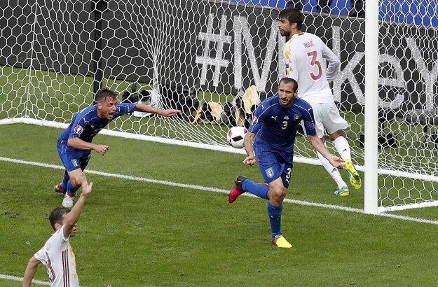 V osemfinále vyradili Španielov. Semifinálovými súpermi Islandu alebo Francúzska môžu byť aj Taliani.