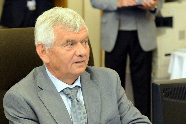 Minister pôdohospodárstva Ľubomír Jahnátek.
