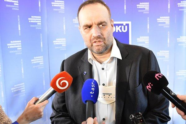 Pavol Frešo končí na čele SDKÚ-DS.