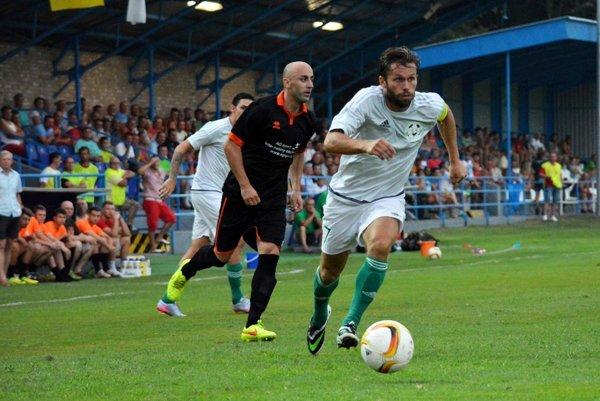 V Gabčíkove sa bude od novej sezóny opäť hrať tretia liga.