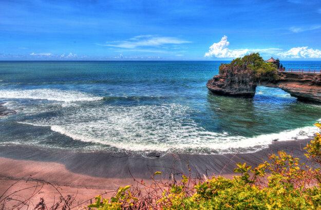 Jedna z najpopulárnejších scenérií na ostrove Bali.