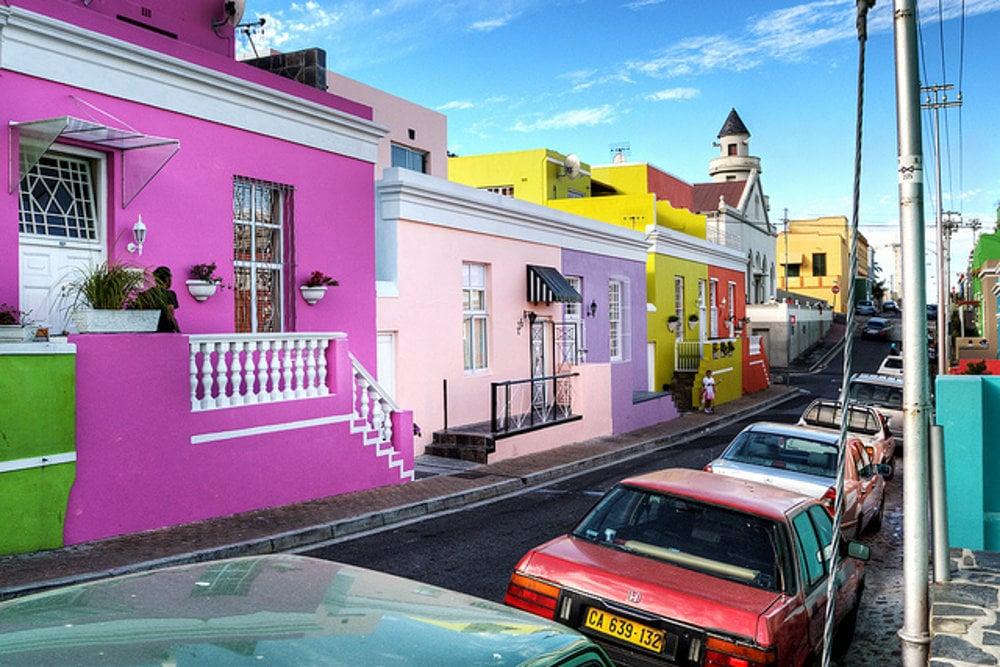 Bo-Kaap, Kapské mesto