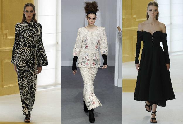 Z kolekcií značiek Dior a Chanel