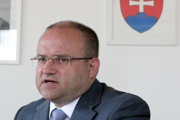 Exminister práce a poslanec SaS Jozef Mihál.
