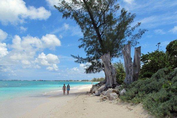 Množstvo pochybných schránkových firiem napojených na verejné zdroje má oficiálne sídlo v Karibiku.