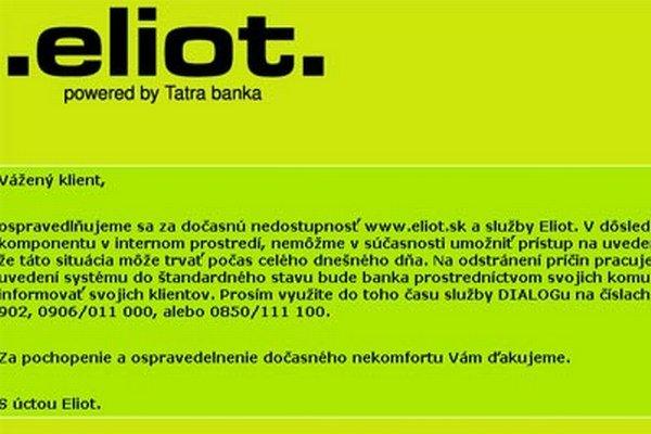 Po Eliote Raiffeisen nezvládla ani zavedenie druhej internetovej banky Zuno. Ako prvý záujemca o jej kúpu sa prihlásila slovenská finančná skupina Arca.