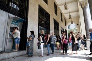 Grécko zažíva posledné dni ťažké chvíle.