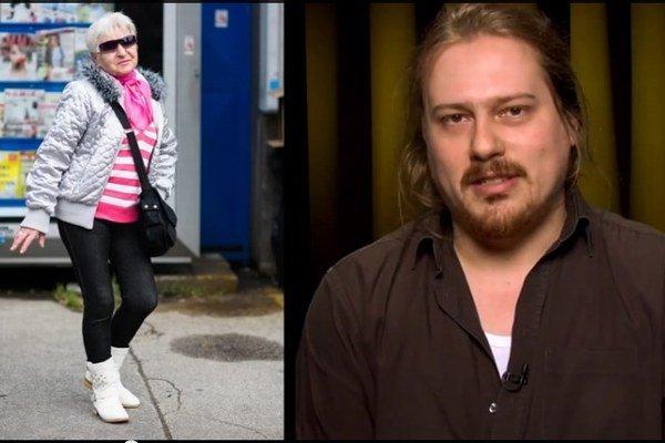 Boris Hanečka hodnotí pouličnú módu.