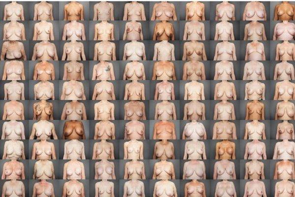 Anglická fotografka Laura Dodsworthová zachytila na snímkach 100 žien vo veku od 9 do 101 rokov.