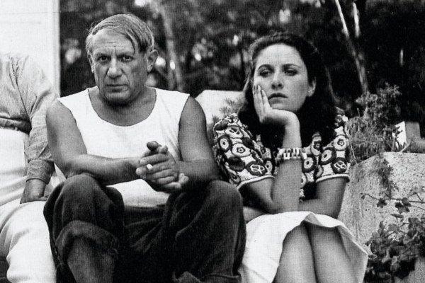 Pablo Picasso a Dora Maarová