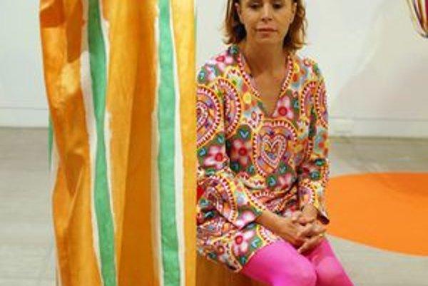 Agatha Ruiz de la Prada miluje farebnosť