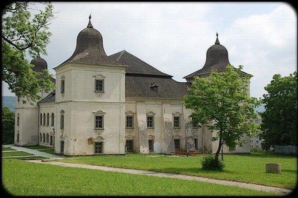 Vlastivedné múzeum v Hanušovciach nad Topľou.