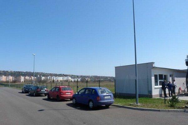 Priemyselný park Ferovo, kde by mala vzniknúť fabrika.