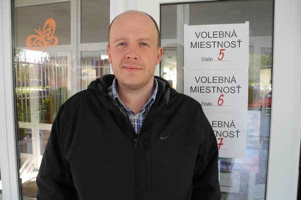 Stanislav Repka volil doma po 16 rokoch.