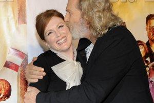 Julianne a Jeff Bridges