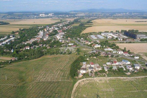 Obec Vechec.