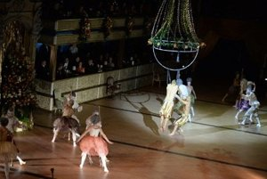 Otvorenie Plesu v opere