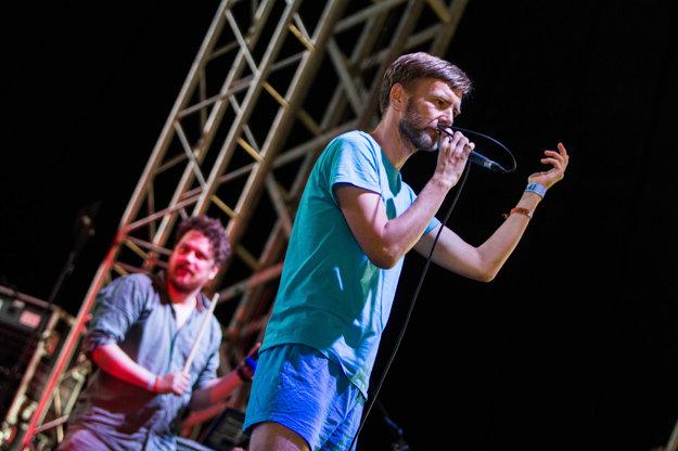 Piesne z najnovšieho albumu predstavili aj českí Midi Lidi.