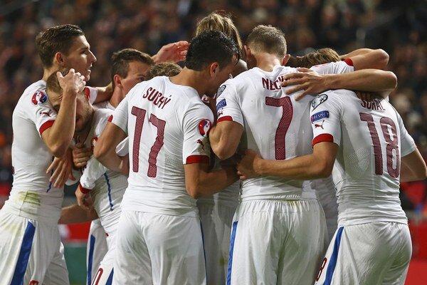 Česi sa nakoniec tešili z postupu na európsky šampionát.