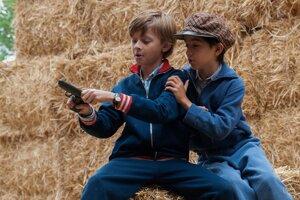 Záber z filmu Rukojemník.