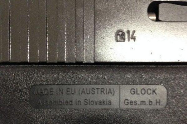 Slovensko vyrazené na svetoznámu zbraň.