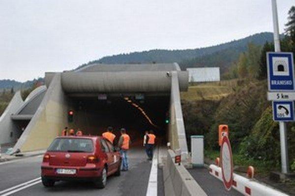 Tunel Branisko