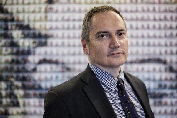 Personalista Richard Havrila.